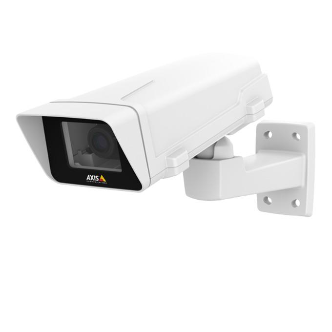 "IP камера AXIS M1125-E, насочени (""bullet""), 2MPix (1080p@30fps), 3-10.5 mm обектив, H.264, LAN PoE, microSD слот image"