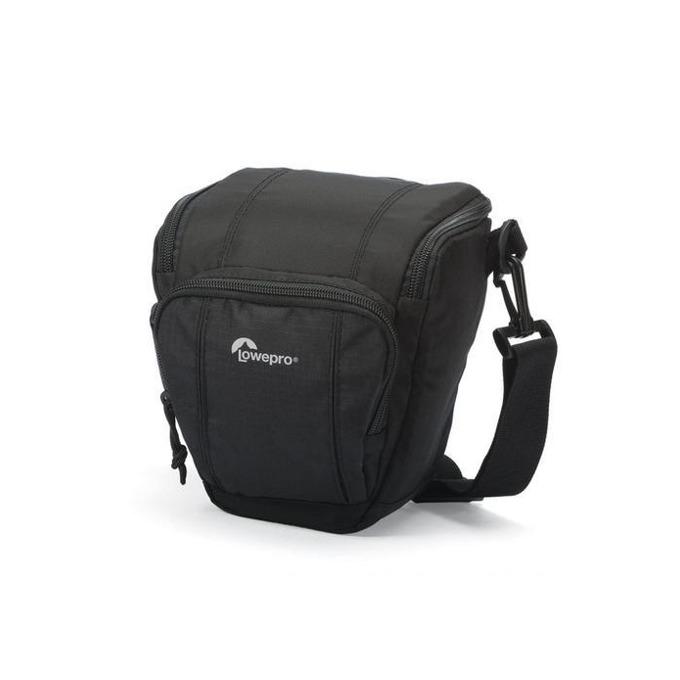 Чанта за фотоапарат Lowepro Toploader Zoom 45 AW II за DSLR фотоапарати, черна image