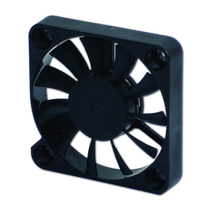 Вентилатор 40мм, EverCool 4007H05CA 1Ball 5V, 5500rpm image