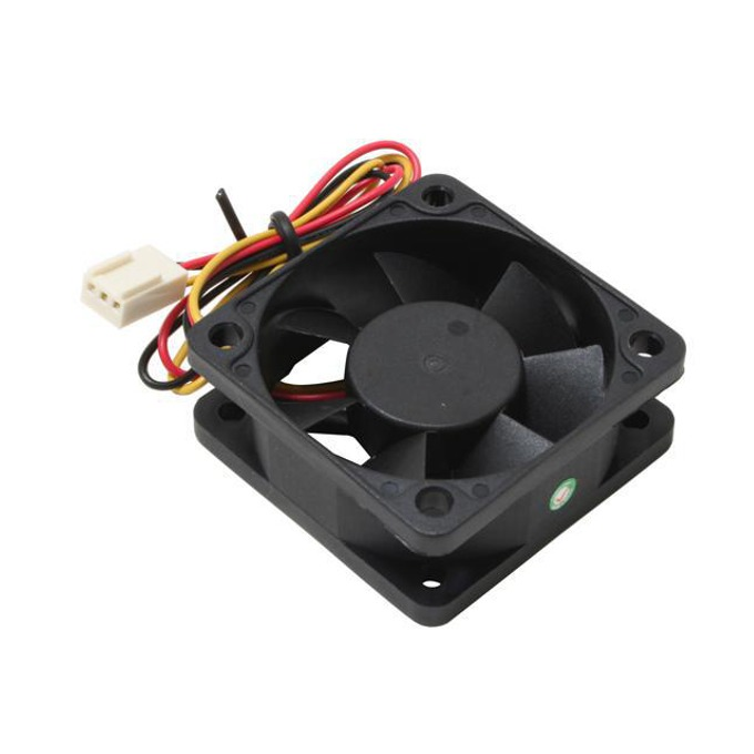 Вентилатор 50мм, EverCool EC5020M12BA, 2Ball 4500rpm image