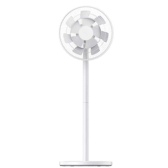 Настолен вентилатор Xiaomi Mi Smart Standing Fan 1C, 3 скорости, Wi-Fi, 45W, бял image