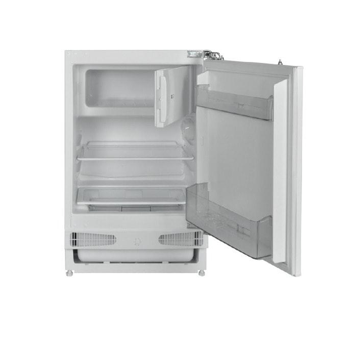 Хладилник Finlux FXN 1600, клас A+, 115 л. обем, за вграждане, автоматично размразяване, бял image