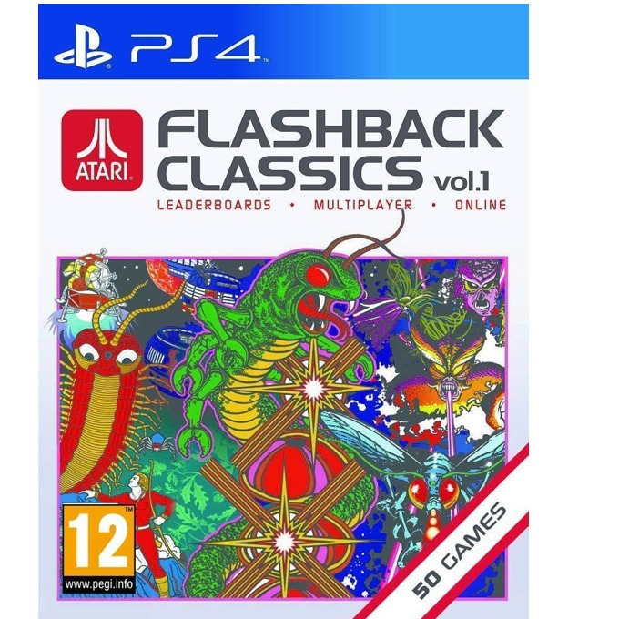 Atari Flashback Classics Collection Vol.1 product