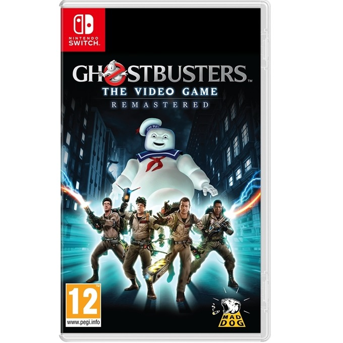 Ghostbusters: The Video Game Remastered Switch product