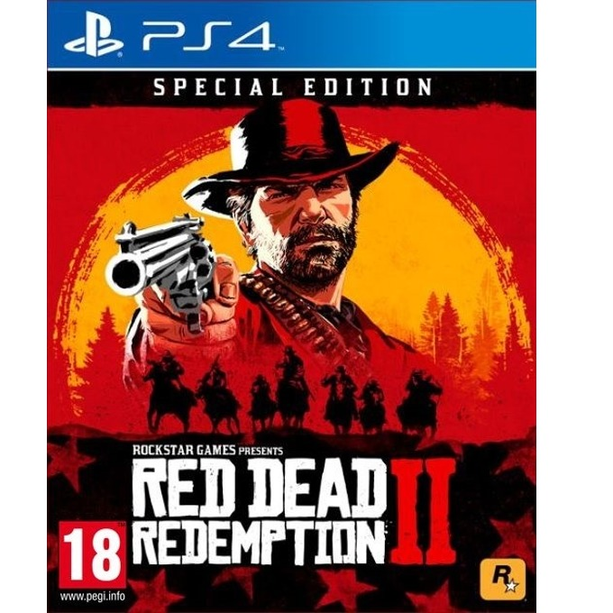 Red Dead Redemption 2 Special Edition, за PS4 image