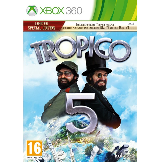 Tropico 5 - Limited Special Edition, за Xbox 360 image