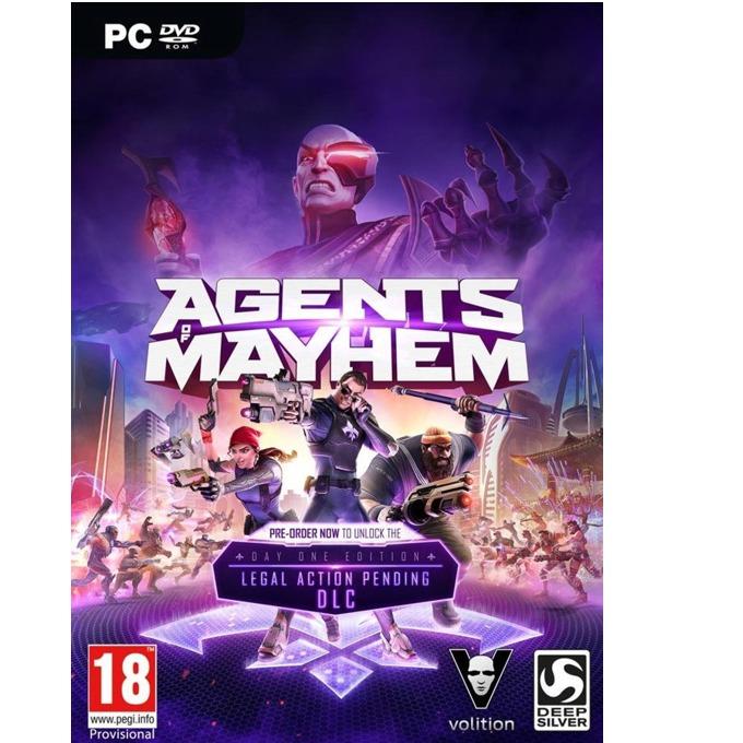 Agents of Mayhem, за PC image