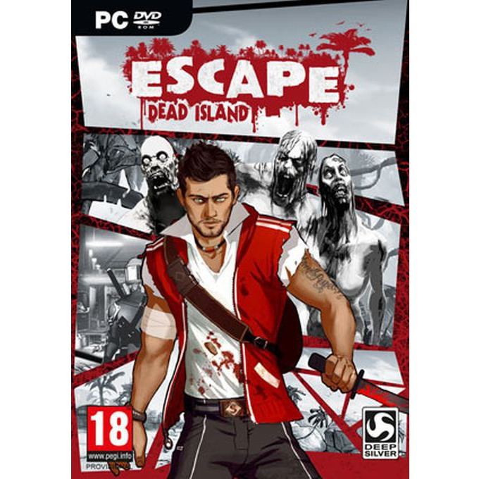 Игра Escape Dead Island, за PC image