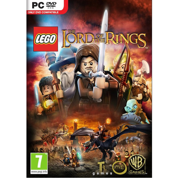 Игра LEGO Lord of The Rings, за PC image