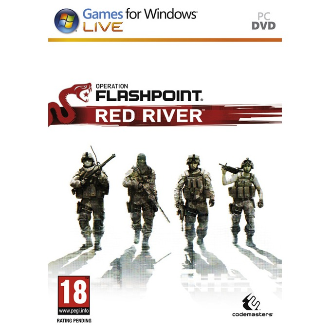 Игра Operation Flashpoint: Red River, за PC image