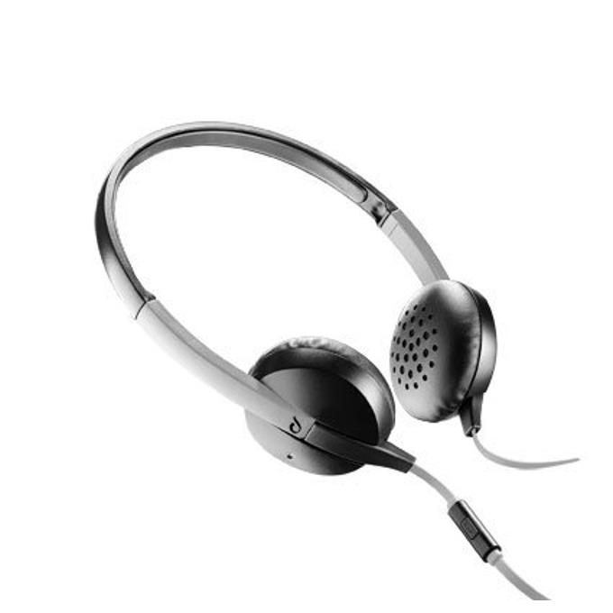Слушалки Cellular Line BEE, микрофон, ултра леки, CLEAR VOICE, STREAMING TOP SOUND, черни image