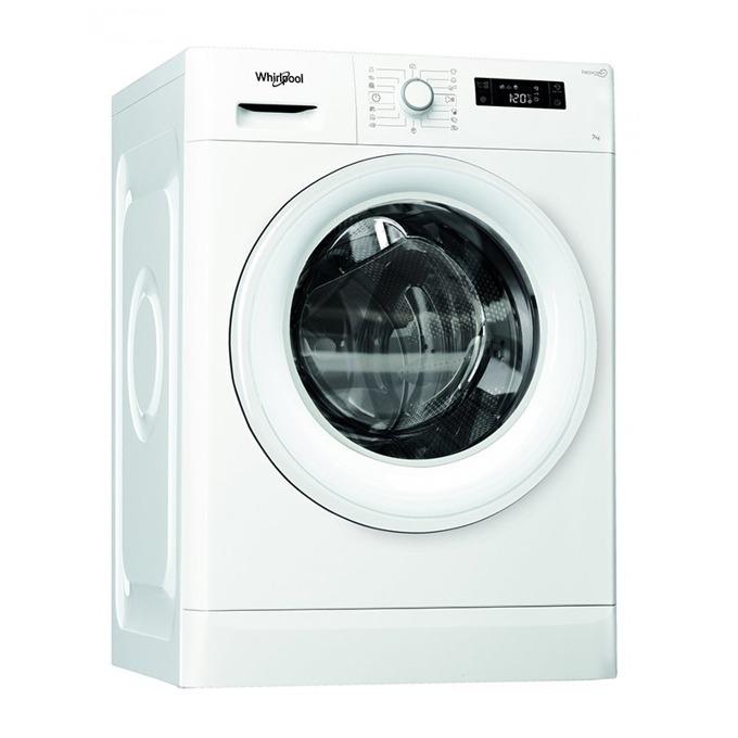 Перална машина Whirlpool FWF 71253W, клас А+++, 7 кг. капацитет, 1200 оборота в минута, 60 cm. ширина, бяла image