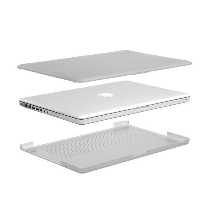"""Поликарбонатов протектор InCase Hardshell, матиран, за MacBook Pro 15"""" image"""