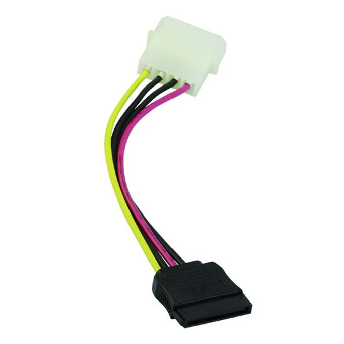 Захранващ SATA кабел, 0.15m (CE351) image