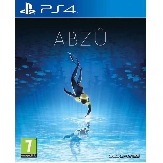 Игра за конзола Abzu, за PS4 image