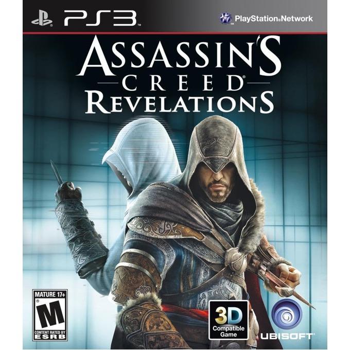 Игра за конзола Assassin's Creed: Revelations, за PlayStation 3 image
