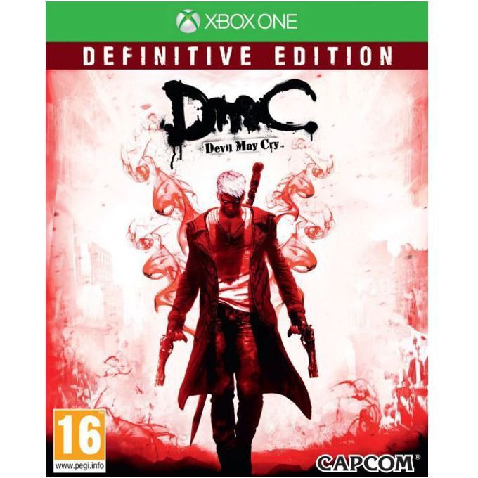 Игра за конзола DmC Devil May Cry Definitive Edition, за XBOX ONE image