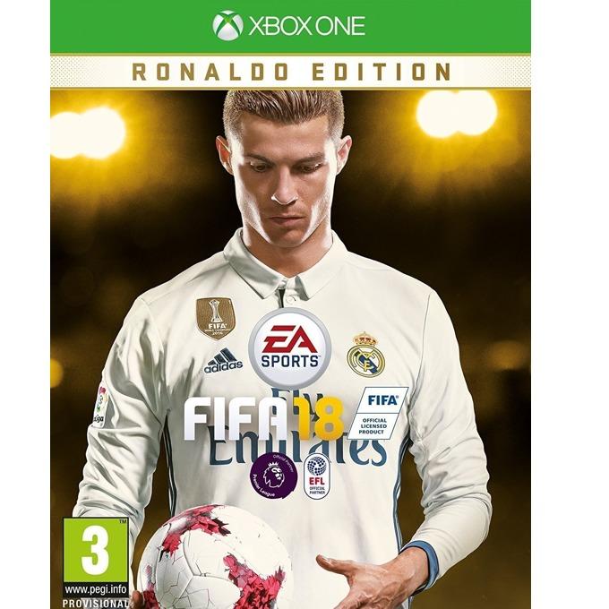 FIFA 18 Ronaldo Edition product