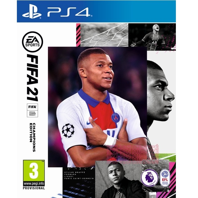 FIFA 21 Champions Edition PS4 product