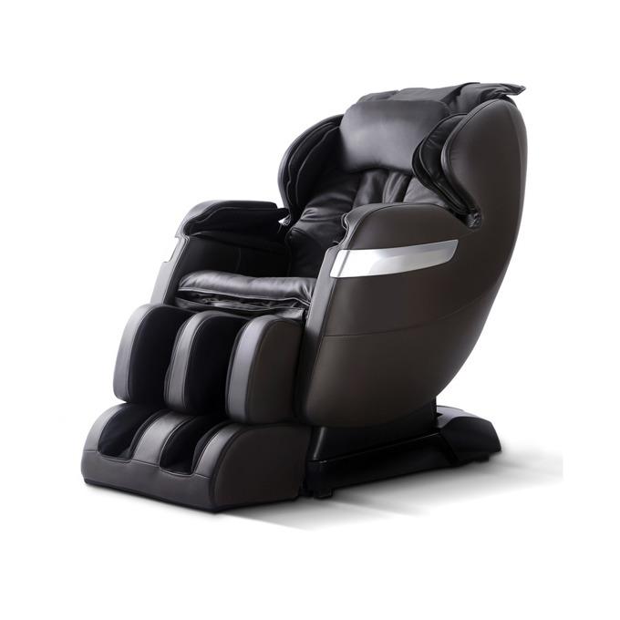 Масажен стол Rexton GJ-5102ZBL, комплексен масаж, крачна секция, колела, LCD екран, дистанционно управление image