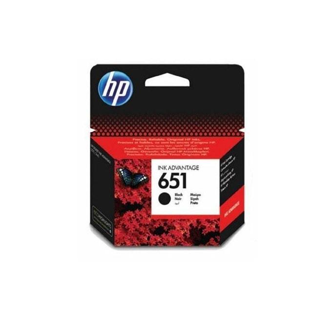 HP Black - (651) - P№ C2P10AE
