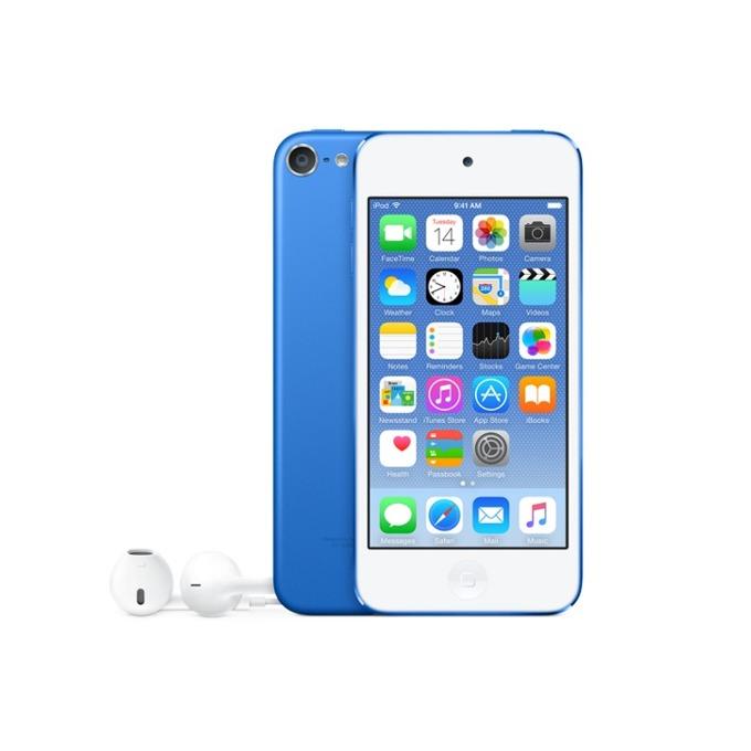 Apple iPod Touch 6th Gen 128GB Blue