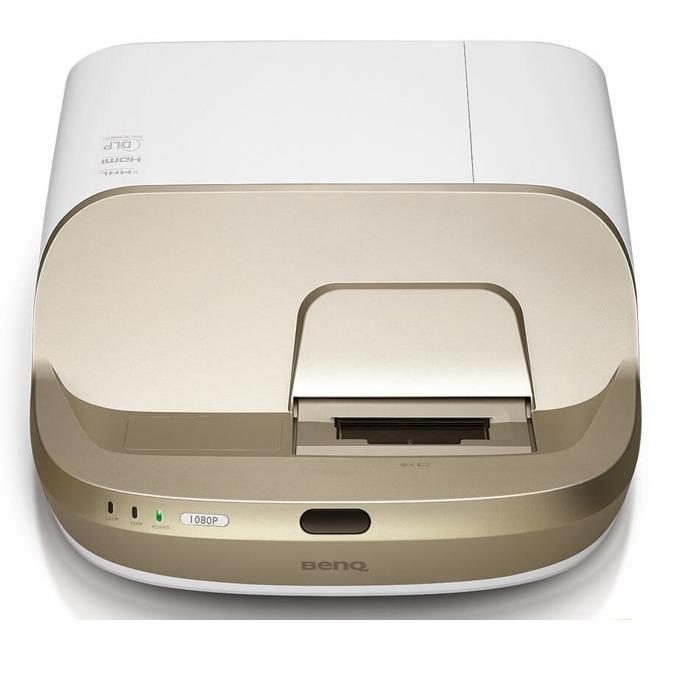 Проектор BenQ W1600UST, DLP, 3D Ready, Full HD (1920x1080), 3300 lm, 13,000:1, 2x HDMI, 1x USB mini B image
