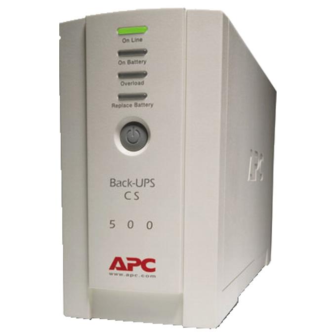 UPS APC Back-UPS, 500VA/300W, OFF Line image