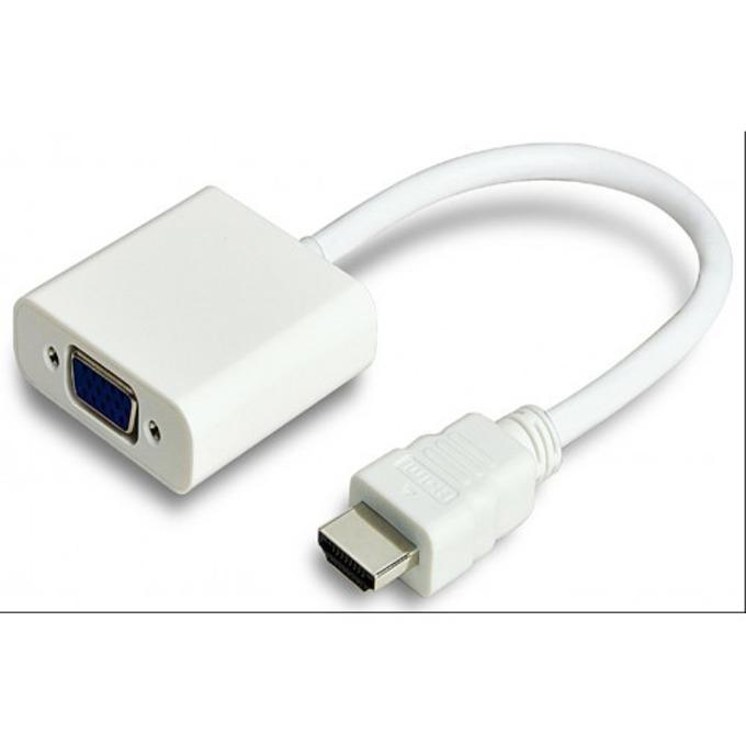 Адаптер HDMI M - VGA F - 18153