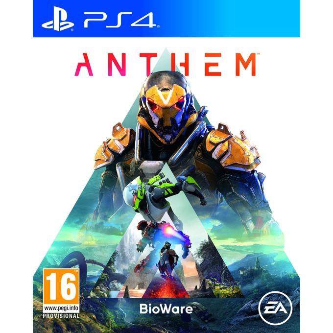 Игра за конзола Anthem, за PS4 image