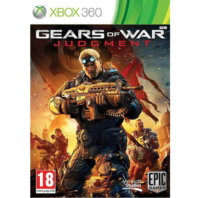 Gears of War: Judgement, за XBOX360 image