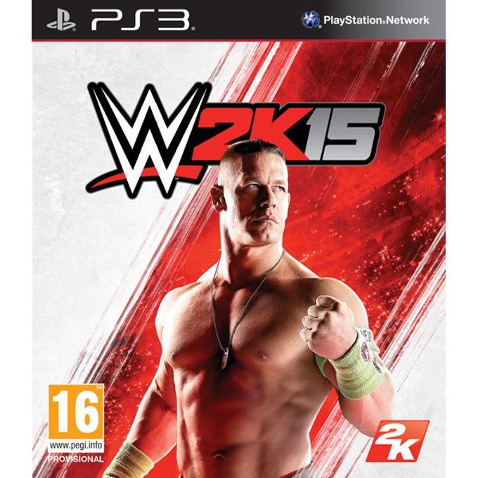 Игра за конзола WWE 2K15, за PlayStation 3  image