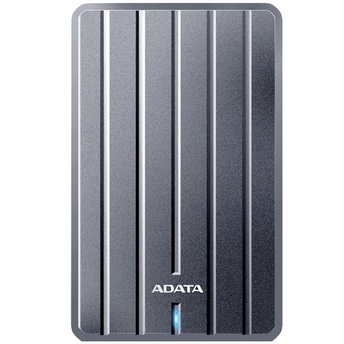 """2TB Adata HC660 (сив), външен, 2.5"""", USB 3.0/2.0 image"""