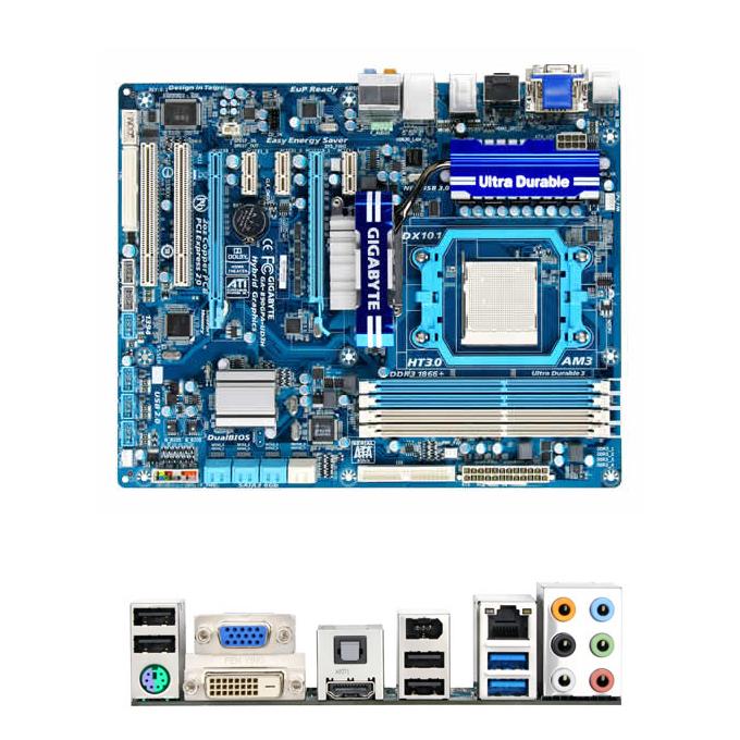Gigabyte GA-890GPA-UD3H AutoGreen Treiber Herunterladen