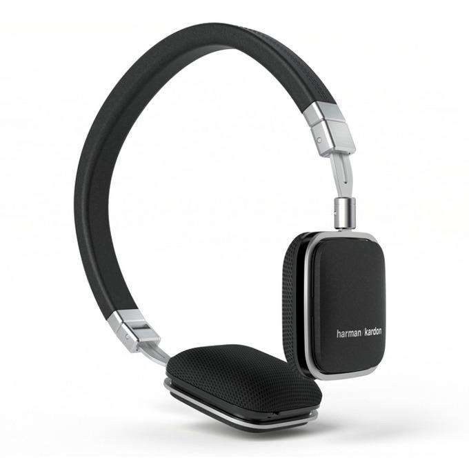 Слушалки Harman Kardon Soho A, черни, микрофон, сгъваеми, оптимизирани за Android устройства image