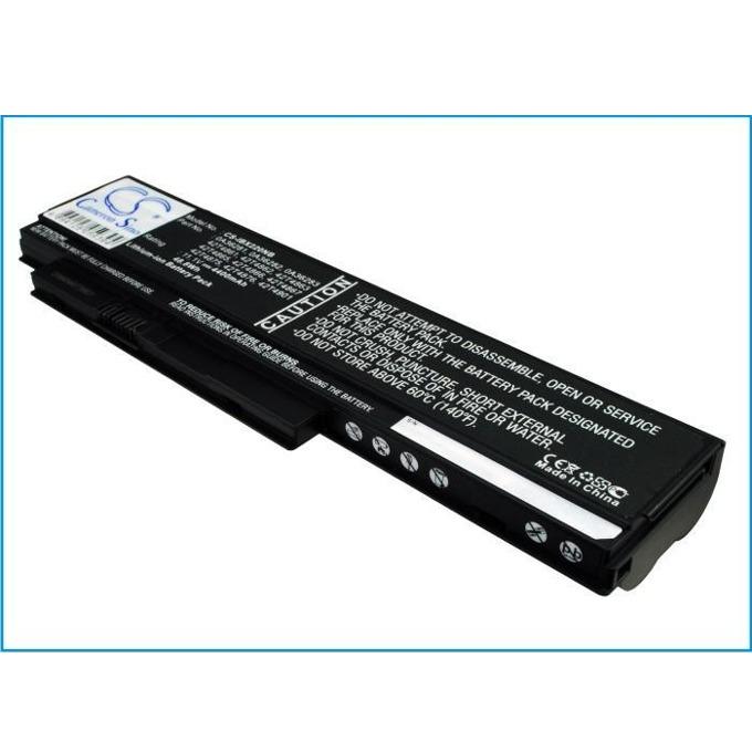 Батерия (заместител) за лаптоп Lenovo Thinkpad, съвместима с модели X220, X230, 11.1V, 4400mAh, Черен, Cameron sino, 6 cell image