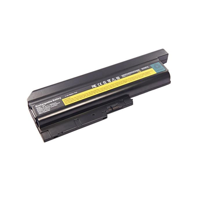 Батерия (заместител) за лаптоп IBM/Lenovo, съвместимa със серия Thinkpad R61E R61I T61 T61P R60 R60e Z61e, 6 cells, 10.8V, 5200mAh image