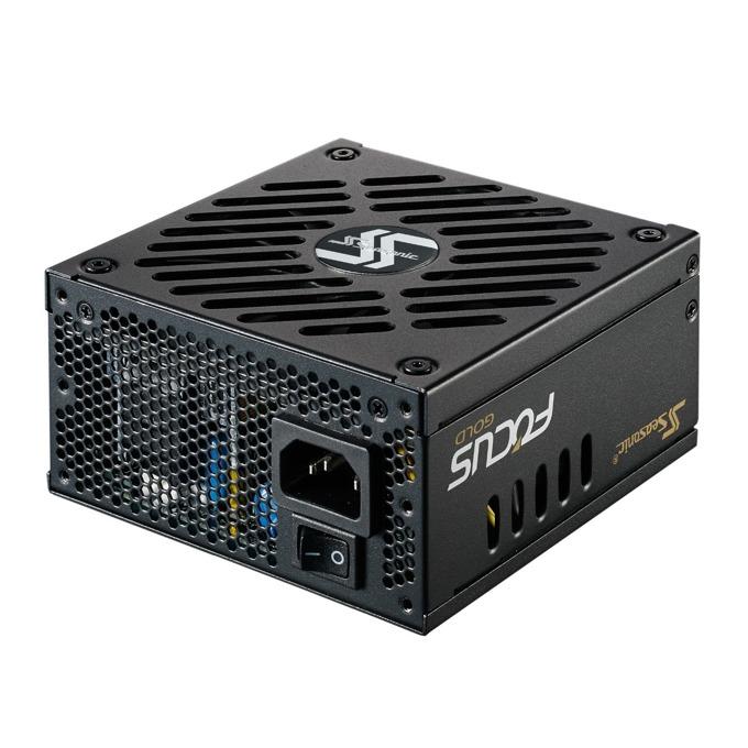 Захранване Seasonic Focus SSR-650SGX, 650 W, Active PFC, 80+ Gold, 120 mm вентилатор image