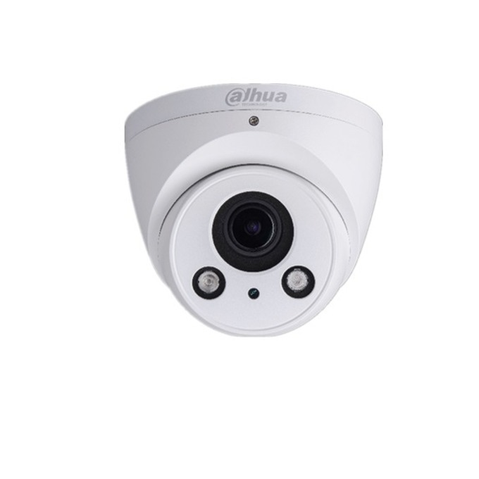 IP камера Dahua IPC-HDW2231R-ZS, куполна, 2MP Mpix(1920x1080@50FPS), 2.7mm~13.5mm обектив, H.265+/H.265/H.264+/H.264, IR осветеност (до 50 метра), външна IP67 защита от вода, PoE, RJ-45, Micro SD memory image