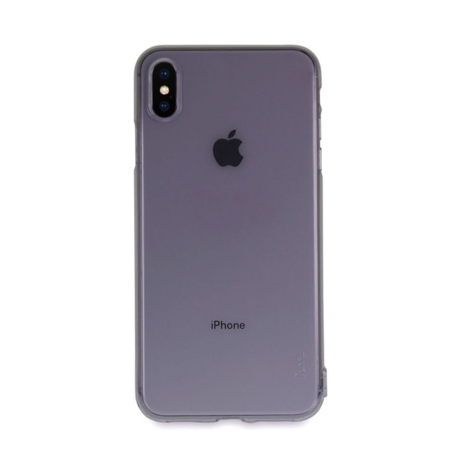 Kалъф за Apple iPhone XS Max, поликарбонатов, Torrii Wiper IP1865-WIP-02, черен image