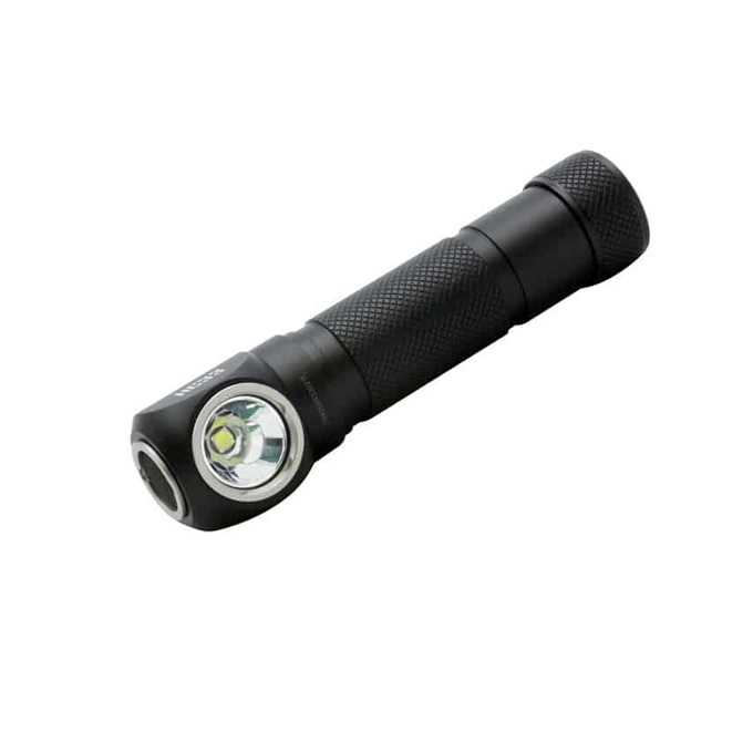 Челник Nitecore HC33, 1x Li-on батерия, 1800 lumens, 8750 cd, удароустойчив, водоустойчив, черен image