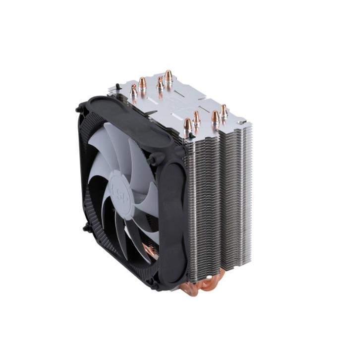 Охлаждане за процесор Fortron AC 401, съвместимост с GA 775, 1150, 1155, 1156, 1366, 2011 (Core i3 / i5 / i7) & AMD: FM2 +, FM2, FM1, AM2, AM2 +, AM3, AM3 +, AM4  image
