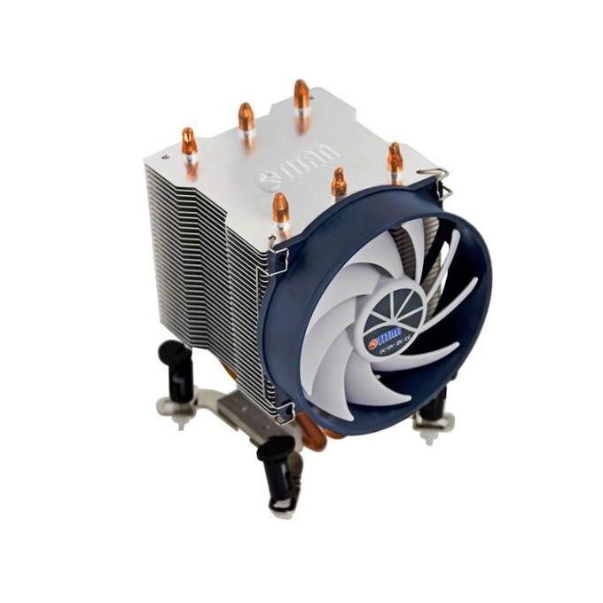 Охлаждане за процесор Titan TTC-NK35TZ/RPW(KU), AM2(+)/ AM3(+)/FM1/FM2 & LGA775/1150/1156/1366 image
