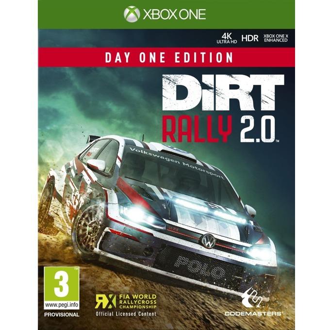 Игра за конзола Dirt Rally 2.0 - Day One Edition, за Xbox One image