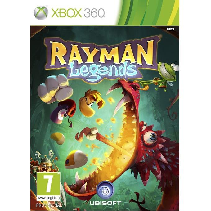 Игра за конзола Rayman Legends, за XBOX360 image