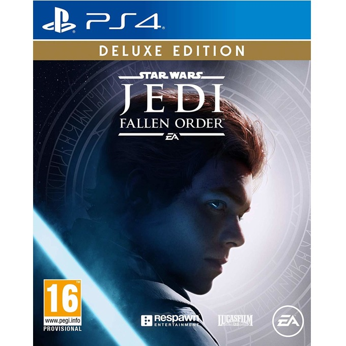 Игра за конзола STAR WARS Jedi: Fallen Order Deluxe Edition, за PS4 image