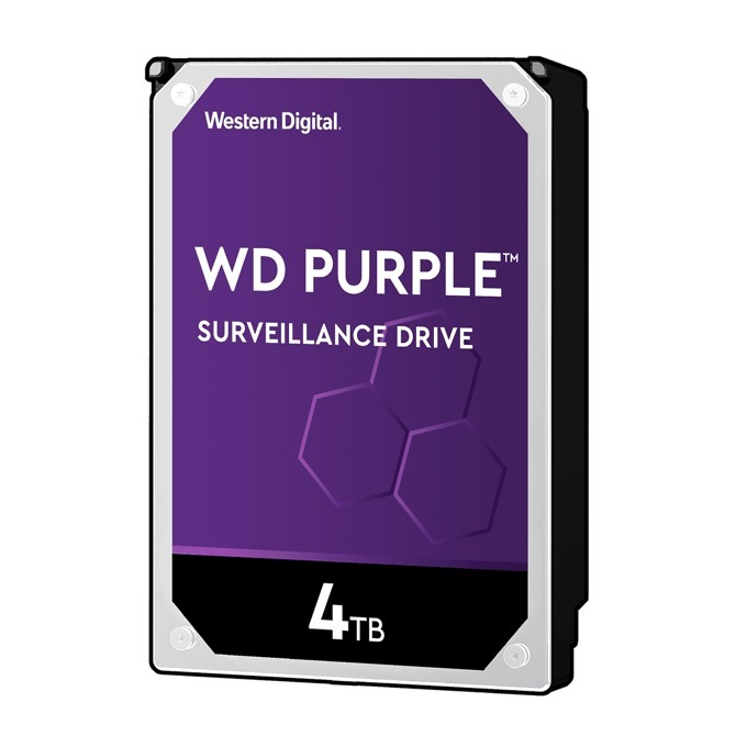 4TB Western Digital Purple WD40PURZ