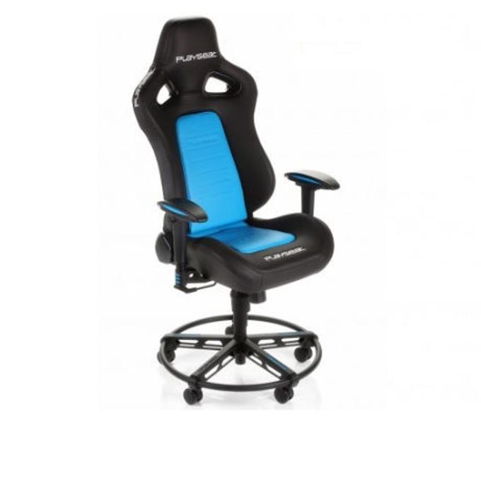 Геймърски стол Playseat L33T, черен/син image