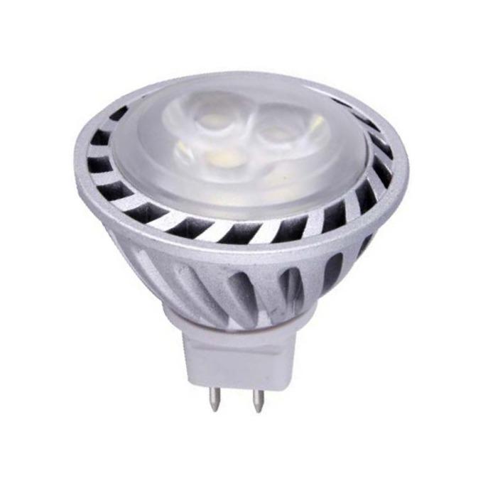 LED крушка, ORAX MR16-3X1W-CW-EPI, 4W image