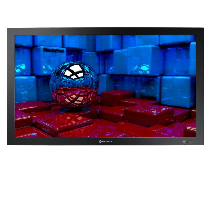 "Публичен дисплей AG NEOVO QX-32, 32""(81.28 cm), 4K UHD, VA LED, HDMI, VGA, DVI-D, DisplayPort, USB, RS232, LAN image"